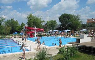 Bocskai Strand és Gyógyfürdő